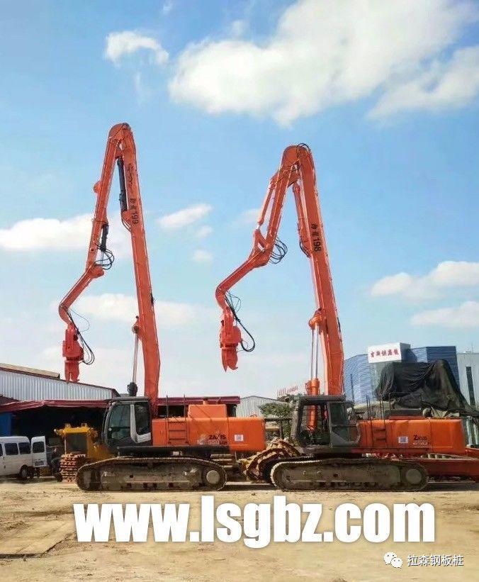 18m挖机打桩机工作装置的设计与应用