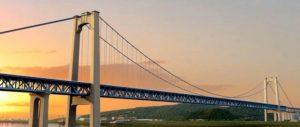 五峰山长江大桥4#墩钢板桩围堰
